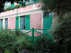 house at Giverny